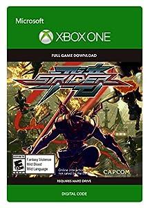 Strider - Xbox One Digital Code by Microsoft - Xbox LIVE / Capcom