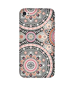 India Print 1 Printed Back Cover Case For Apple iPhone 4/4S
