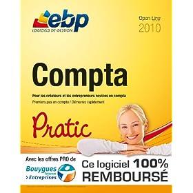 EBP Compta Pratic 2010 idéal pour Auto Ecole