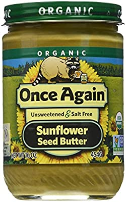 Once Again Organic Sunflower Seed Butter - 16 oz