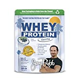 Jay Robb - Grass-Fed Whey Isolate Vanilla Protein Powder, Outrageously Delicious, 24 oz.