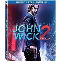 John Wick Chapter 2 on Blu-ray