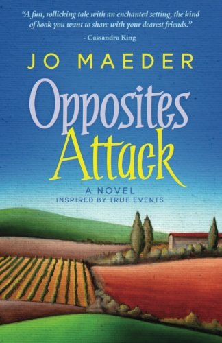 Opposites Attack: A Novel Inspired by True Events