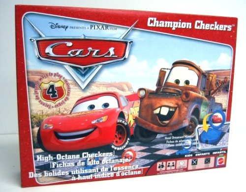 CARS Checkers - 1