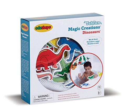 EDUSHAPE Magic Creations-Dinosaurs