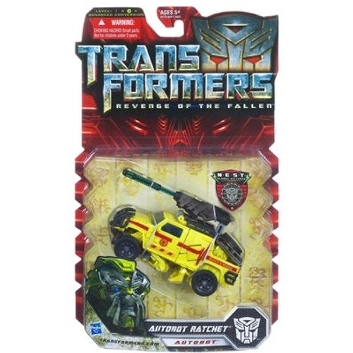 Transformers – REVENGE OF THE FALLEN – 94725 – AUTOBOT RATCHET online kaufen
