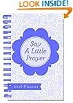 2016 PLANNER Say a Little Prayer
