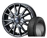 [165/65R13]TOYO / GARIT G5 スタッドレス [Weds / VELVA SPORT (DM) 13インチ] スタッドレス&ホイール4本セット アトレーワゴン(S300系)、ディアスワゴン(S300系)
