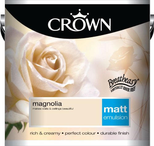 Crown Matt 2.5L Emulsion - Magnolia