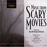 echange, troc 101 Strings Orch - Music From Scary Movies