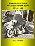 img - for Harley-Davidson Accessory Data Book 1950-1984 book / textbook / text book