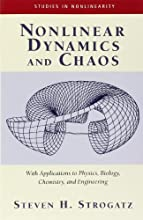 Nonlinear Dynamics And Chaos With Applications To Physics Biology Chemistry And Engineering Studies