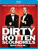 Dirty Rotten Scoundrels (Bilingual) [Blu-ray]