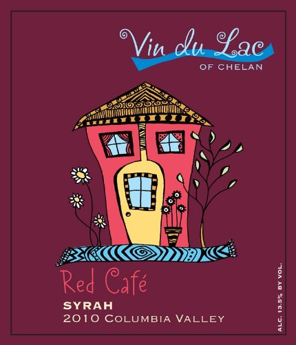 2010 Vin Du Lac Red Café Syrah 750 Ml