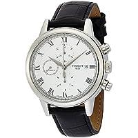 TISSOT Carson Chronograph White Dial Men's Watch