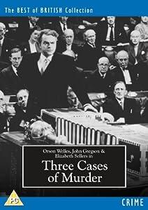 Three Cases of Murder [DVD]