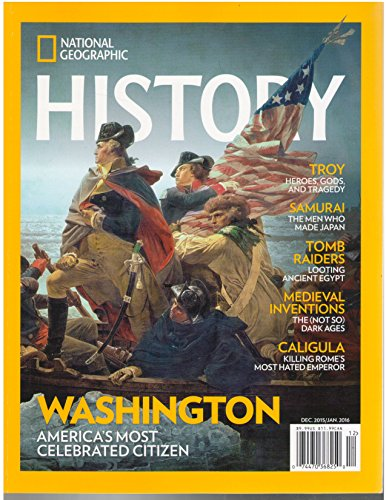 National Geographic History Magazine December 2015 January 2016, by Various