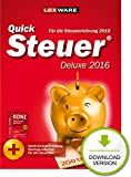 Digital Software - Quicksteuer Deluxe 2016 [PC Download]