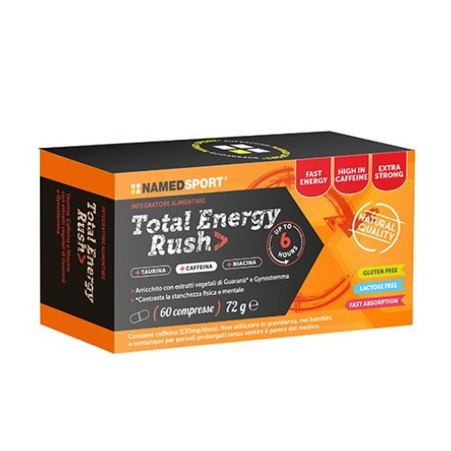 Namedsport TOTAL ENERGY RUSH - 60cpr