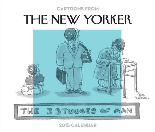 Cartoons from The New Yorker 2015 Day-to-Day Calendar