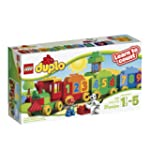 LEGO DUPLO My First Number Train Buil...