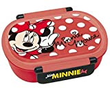 食洗機対応 タイトランチボックス 小判 360ml ミニーマウス ディズニー