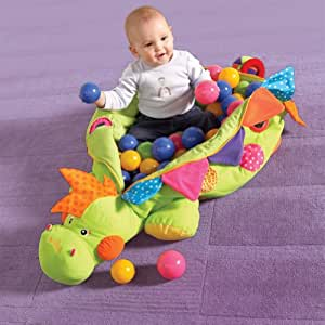 Discovery Exclusive Dinosaur Ball Pit
