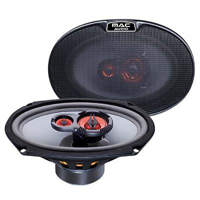 Mac Audio APM 69.3 3-Wege Lautsprecher Triaxial-System (65/260 Watt) schwarz von Mac Audio bei Reifen Onlineshop