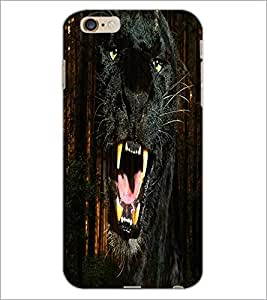 PrintDhaba Kitty Image D-4355 Back Case Cover for APPLE IPHONE 6S (Multi-Coloured)