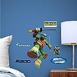 Fathead Teenage Mutant Ninja Turtles Leonardo Fathead Teammate Wall Decor
