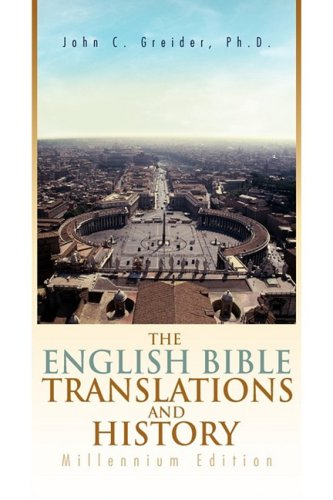 The English Bible Translations and History