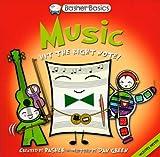 Basher Basics: Music (0753466295) by Basher, Simon