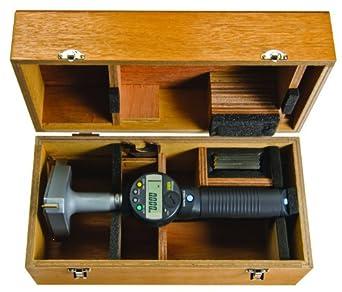 Mitutoyo 568-366 Borematic LCD Bore Gauge, 20-25mm Range, 0.001mm Resolution, +/- 6 micrometer  Accuracy