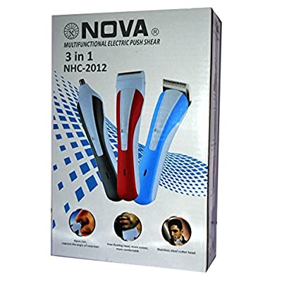 AK Nova NHC 2011 Smart cordless multipurpose hair trimmer
