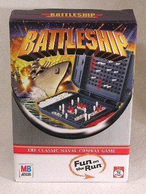 Travel Games: Battleship