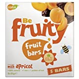#10: Be Fruity Natural Fruit Bars with Apricot 25 g (Pack of 24)