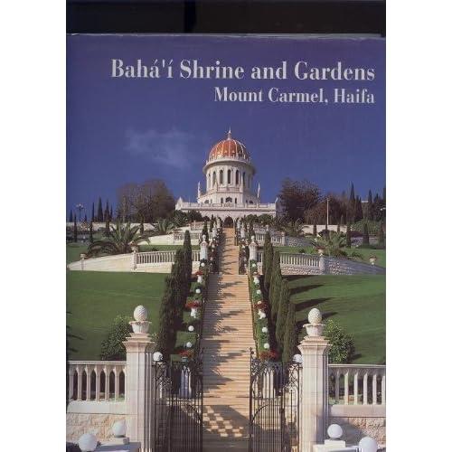Mon premier blog page 3 bahai shrine and gardens on mount carmel haifa israel a visual ruhi vargha fandeluxe Gallery