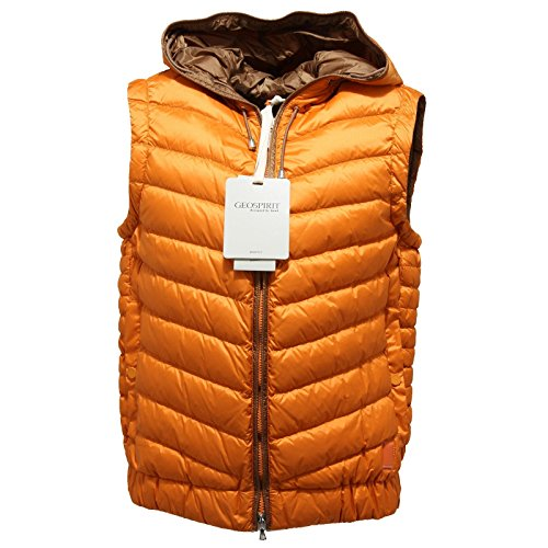 3026M piumino smanicato GEOSPIRIT zoster giacche quilted jackets coats men [M]
