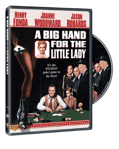 Big Hand for the Little Lady [DVD] [Import]
