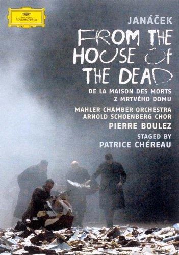 ヤナーチェク:歌劇《死者の家から》 [DVD]