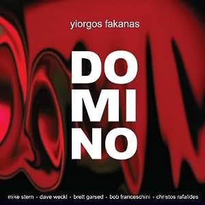 Yiorgos Fakanas - Domino [Japan CD] KICJ-605