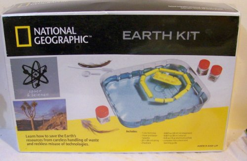 National Geographic Earth Kit - 1