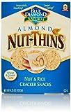 Blue Diamond Almond Nut Thins, 4.25 Oz