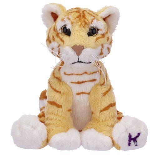 Microsoft Kinectimals Animals Golden Tabby Tiger Plush Toy Picture