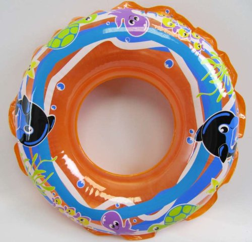 Baby Childrens 20inch (51cm) Sea Life Swim Ring Great Swimming Ring, Swimming Aid for Children