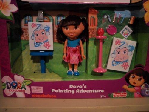 Dora's Painting Adventure by Nickelodeon