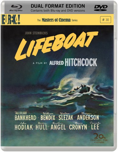 Lifeboat [Masters of Cinema] (Dual Format) [Blu-ray] [Reino Unido]