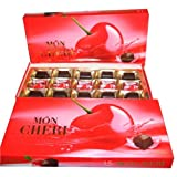 Mon Cheri Liquor Filled Chocolate Covered Cherries 30 count