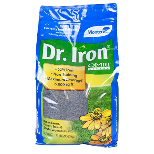 Monterey NLG7122 Dr Iron Plant Food, 21-Pound (Dr Iron compare prices)