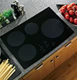 GE PHP900DMBB Profile 30' Black Electric Induction Cooktop